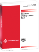 2020 AWS D1.1 Structural Steel Code