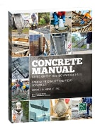 Concrete Manual Reference Book