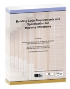 Building Code Requirements and Specifications for Masonry Structures Reference Book