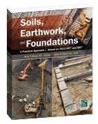 Soils, Earthwork, and Foundations